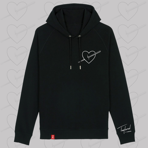 Roger Taylor: Unisex Showing The Love Hoodie