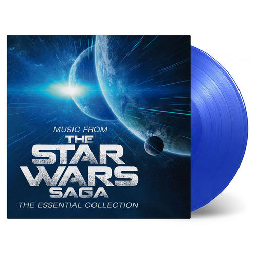 Robert Ziegler: Music From The Star Wars Saga - The Essential Collection: Limited Edition Blue Vinyl