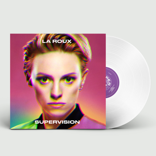 La Roux: Supervision: Signed Limited Edition White Vinyl
