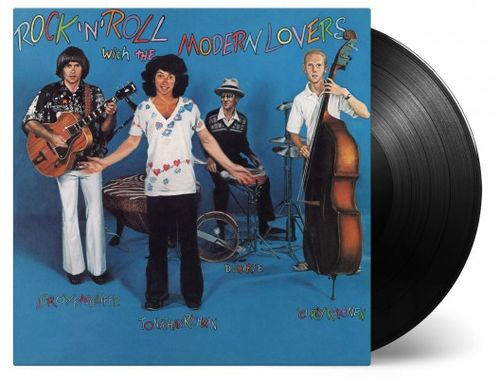 The Modern Lovers: Rock n Roll With The Modern Lovers