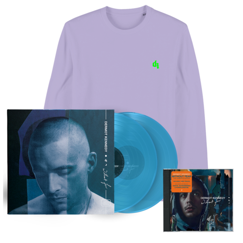 Dermot Kennedy: WITHOUT FEAR: THE COMPLETE EDITION VINYL, CD + SWEATER
