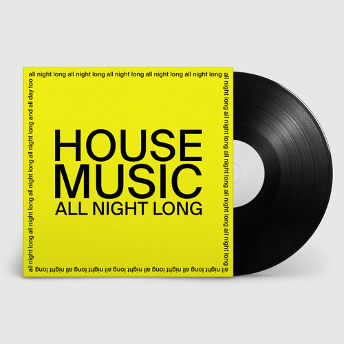 JARV IS...: House Music All Night Long: Limited Edition 12