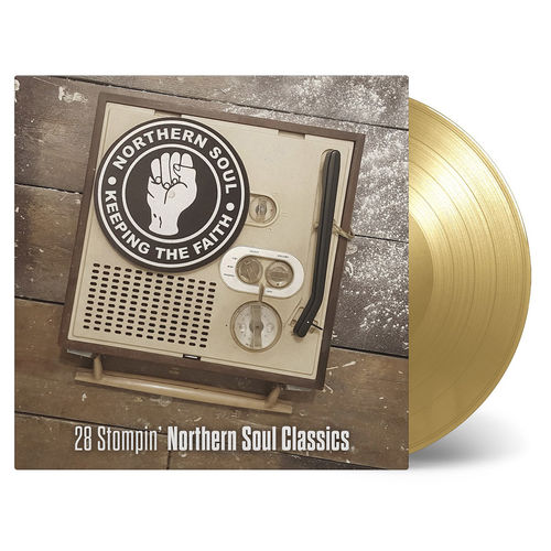 Various Artists: Keeping The Faith: Gold Coloured Double Vinyl