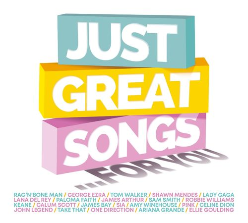 Various Artists: JUST GREAT SONGS…FOR YOU CD