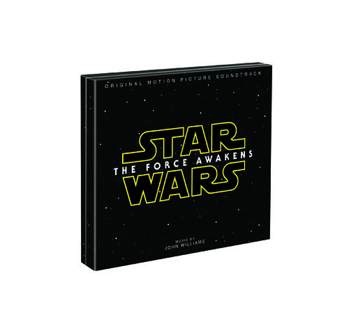 John Williams: The Force Awakens Deluxe Packaging