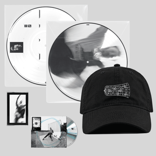 Ben Howard: COLLECTIONS FROM THE WHITEOUT: PICTURE DISC VINYL, CD, CASSETTE + DAD CAP (BLACK)