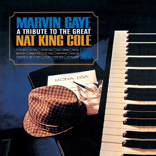 Marvin Gaye: A Tribute To The Great Nat King Cole