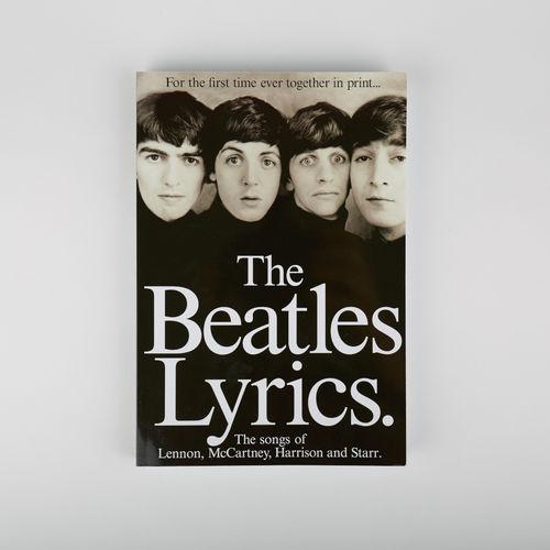 Abbey Road Studios: The Beatles Lyrics Book