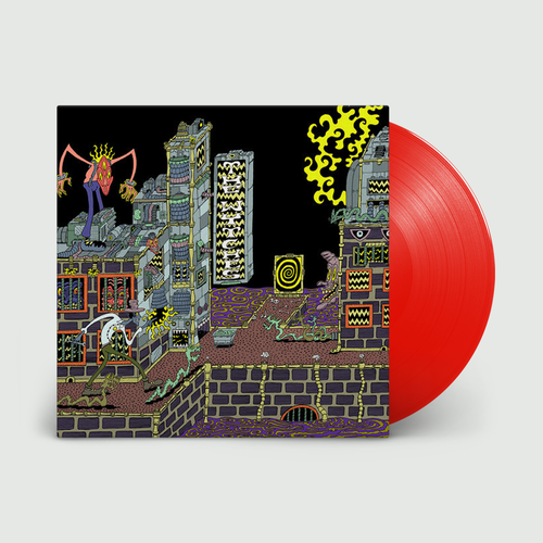 The Wytches: Three Mile Ditch: Limited Edition Red Vinyl + Signed Print