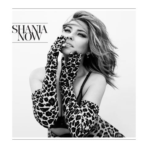 Shania Twain: NOW (Deluxe)