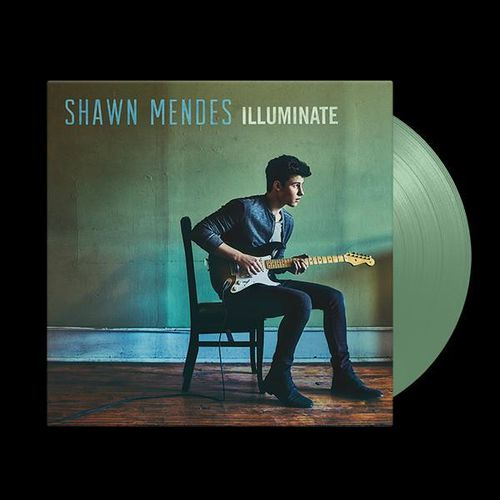 Shawn Mendes: Illuminate Deluxe Green LP
