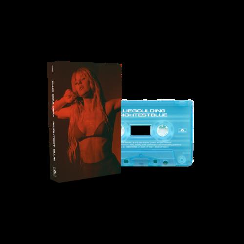Ellie Goulding: Brightest Blue Aqua Recycled Plastic Cassette - UK EXCLUSIVE