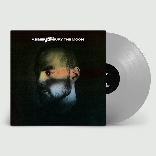 Ásgeir: Bury The Moon: Limited Edition Silver Vinyl + Exclusive Signed Print