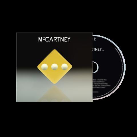 Paul McCartney: McCartney III - Deluxe Edition Yellow Cover CD