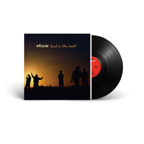Elbow: Dead In The Boot: Vinyl Reissue