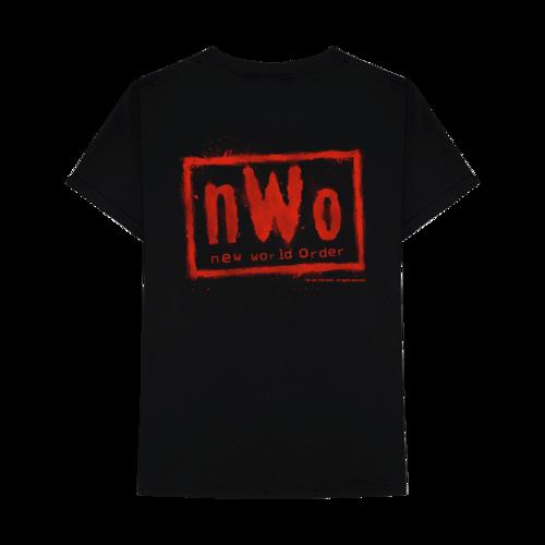 Nav: NWO WOLFPAC GOOD INTENTIONS TEE + DIGITAL ALBUM