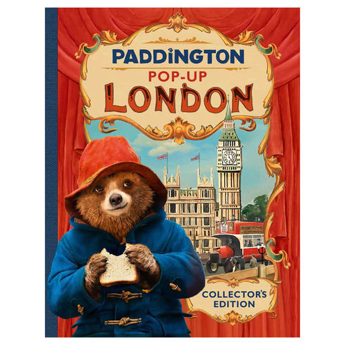 Paddington Bear: Paddington Pop-Up London: Collector's Edition