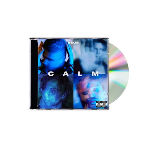 5 Seconds of Summer: CALM Deluxe CD