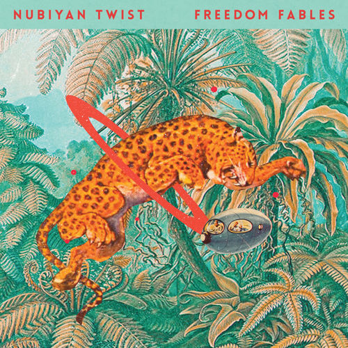 Nubiyan Twist: Freedom Fables: Signed CD