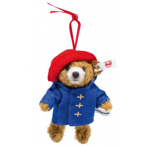 Paddington Bear: Steiff Paddington Bear Ornament