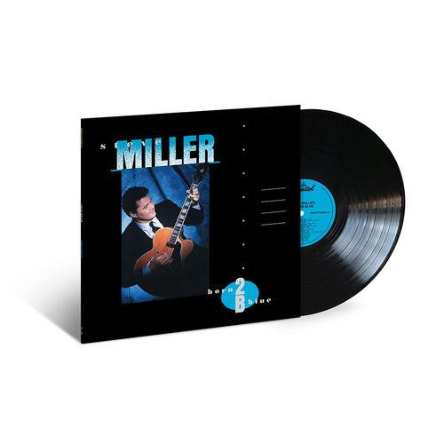 Steve Miller Band: Born 2 B Blue