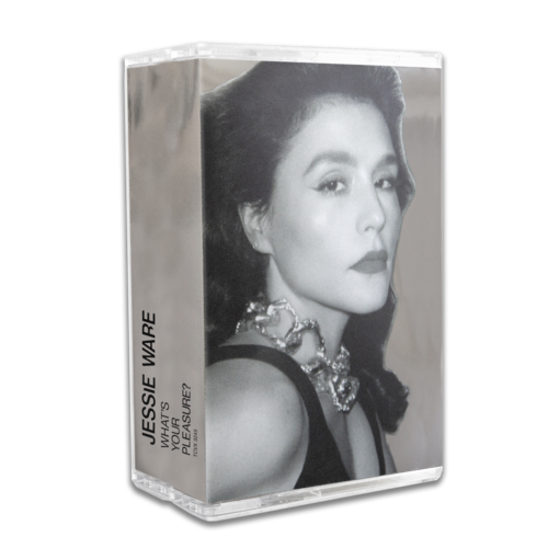Jessie Ware: What's Your Pleasure (The Platinum Pleasure Edition) Limited Edition Cassette Set