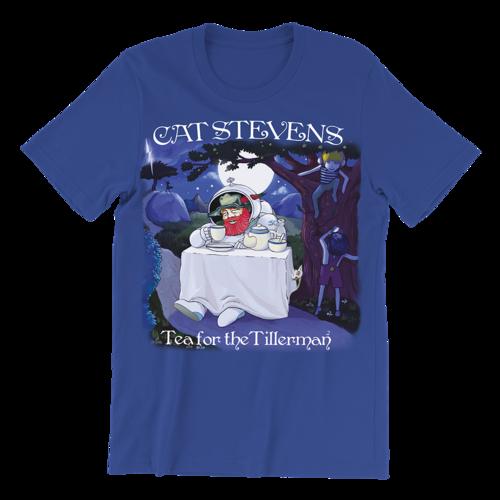 Cat Stevens: Tea For The Tillerman 2 T-Shirt