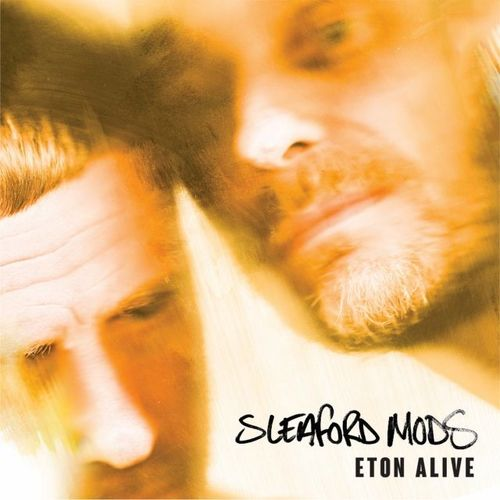 Sleaford Mods: Sleaford Mods - Eton Alive Blue Vinyl