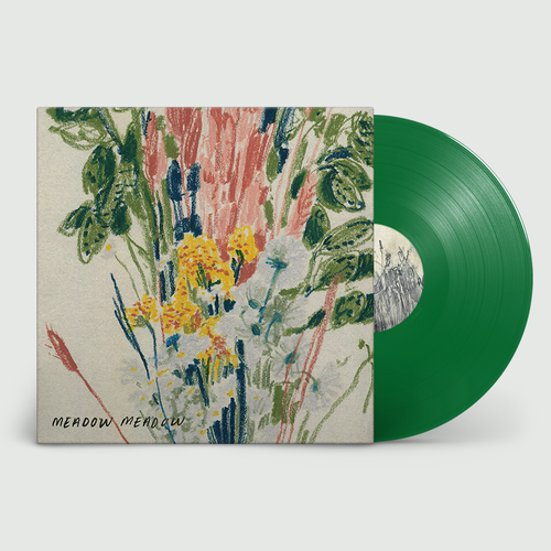 Meadow Meadow: Meadow Meadow: Signed Exclusive Translucent Green Vinyl EP in PVC Sleeve
