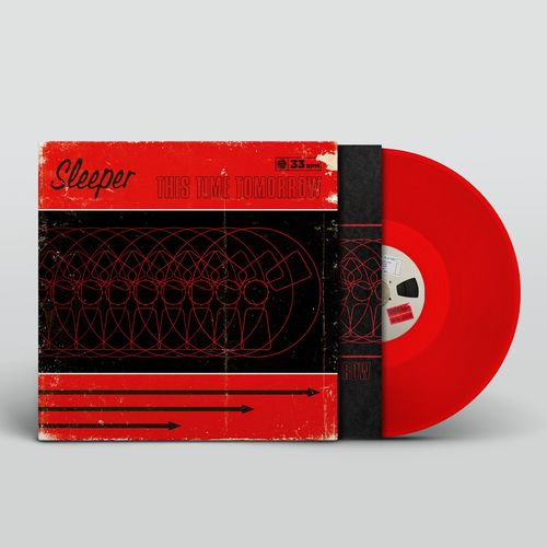 Sleeper: This Time Tomorrow [The Lost Album]: Limited Edition Clear Red Vinyl