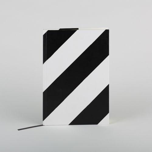 Abbey Road Studios: Abbey Road Diagonal Stripe A5 Hardback Notebook