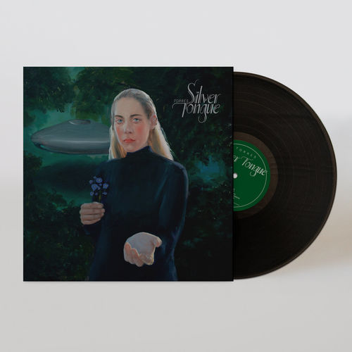 Torres: Silver Tongue: Vinyl + Exclusive Signed Print