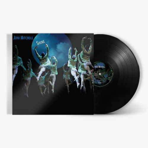 Joni Mitchell: Shine: Deluxe Vinyl Edition