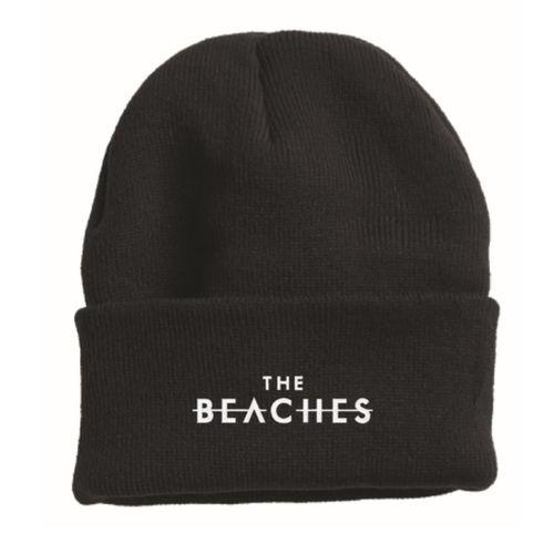 The Beaches: The Beaches - Logo Toque
