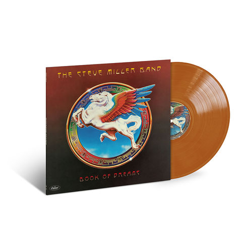 Steve Miller Band: Book Of Dreams: Exclusive Opaque Bronze Vinyl