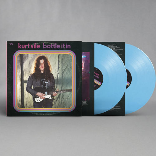 Kurt Vile: Bottle It In: Blue Vinyl