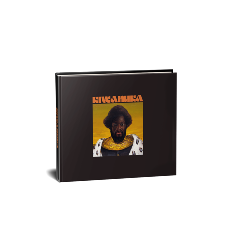 Michael Kiwanuka: Kiwanuka Hardcover Book Deluxe CD