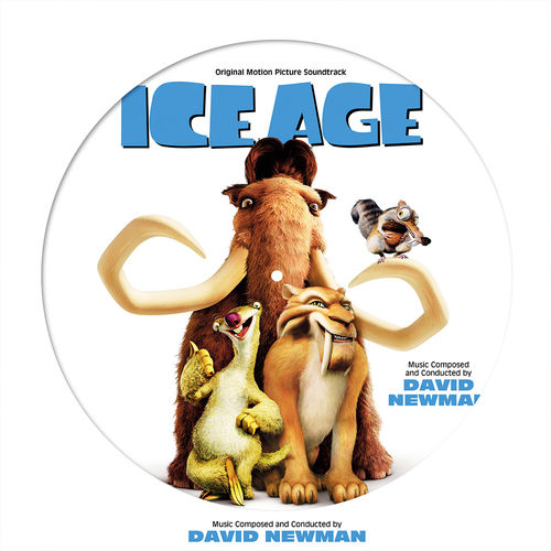 David Newman: Ice Age - Original Motion Picture Score Picture Disc