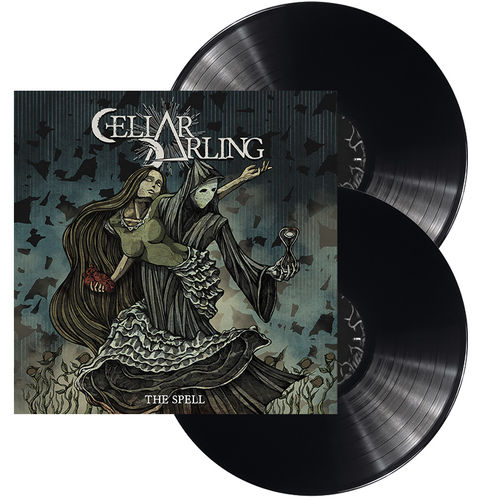 Cellar Darling: The Spell: Limited Edition Gatefold Double Vinyl with Signed Insert
