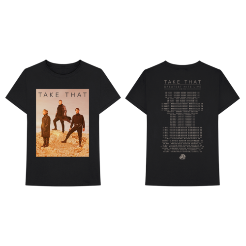 Take That: Desert Photo Tour Tee