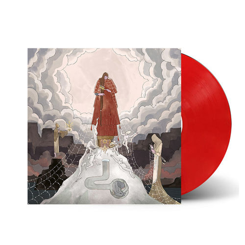Purity Ring: Womb - Opaque Red LP