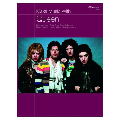 Make Music With Queen guitar tab