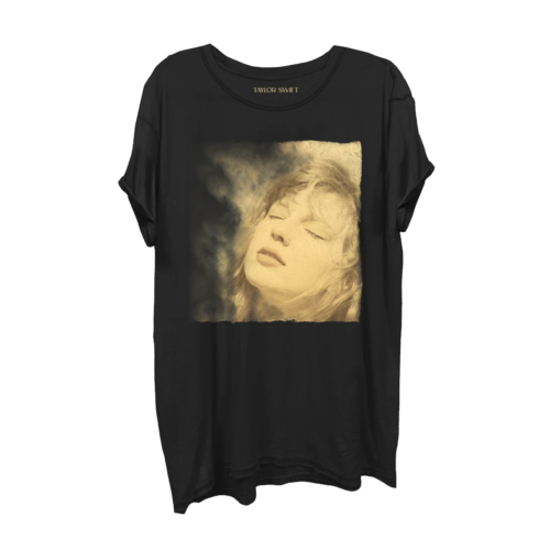 Taylor Swift: Fearless (Taylor's Version) Back Cover T-Shirt