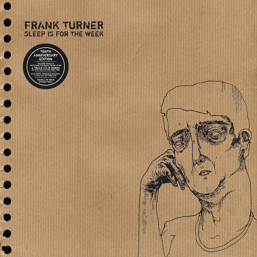 Frank Turner: Sleep Is For The Week: Etched Vinyl 10th Anniversary Edition