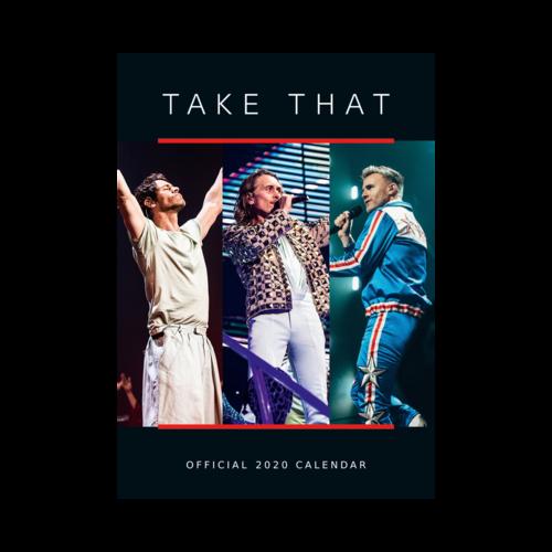 Take That: Take That 2020 Calendar