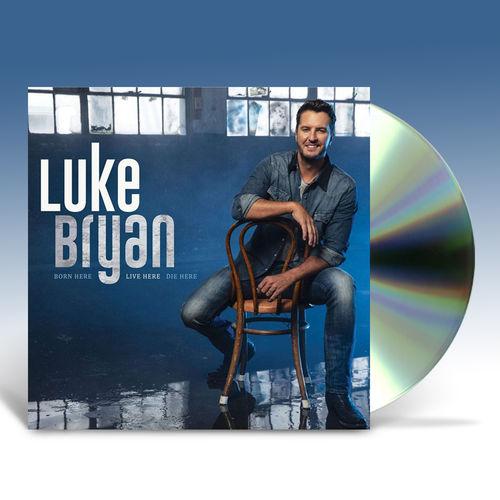 Luke Bryan: Born Here, Live Here, Die Here