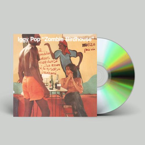 Iggy Pop: Zombie Birdhouse