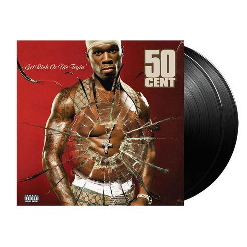 50 Cent: Get Rich Or Die Tryin' (2LP)