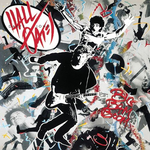 Hall & Oates: Big Bam Boom: Vinyl LP