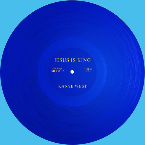Kanye West: JESUS IS KING VINYL